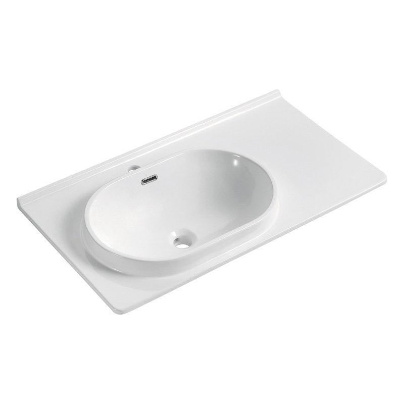 Ceramic Washbasin for Cabinet - Lotus Series