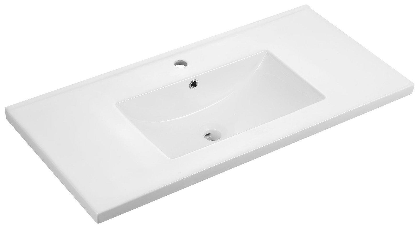 Ceramic Washbasin - Paris Spring Series