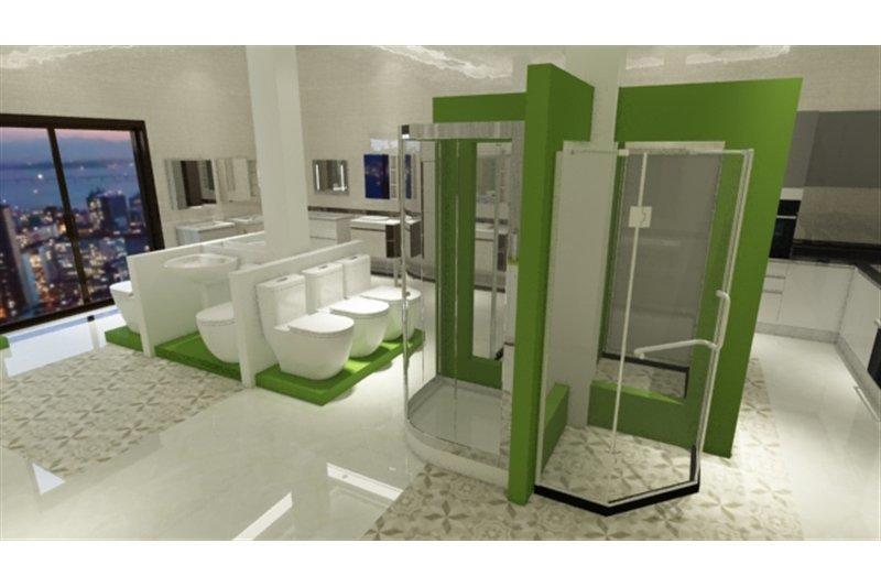 Showroom of Ghana