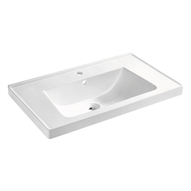 Ceramic Washbasin for Cabinet - Peony-Me Series