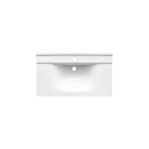 Ceramic Washbasin for Cabinet - Orchid Series