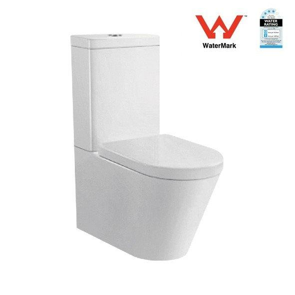 Water Mark Washdown Two-Piece Toilet