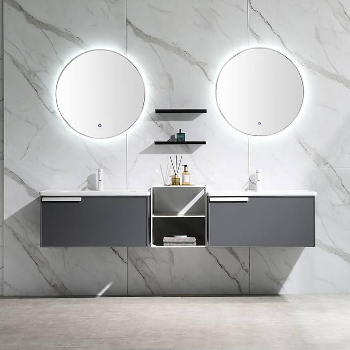 Free Combination Wall Mounted Bathroom Cabinet - Dura Series