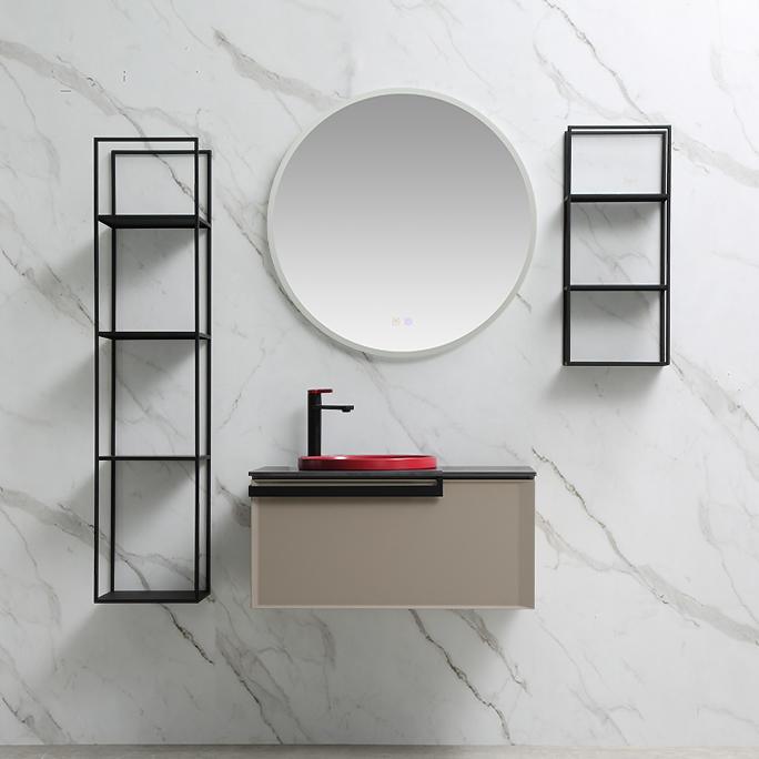 Free Combination Wall Mounted Bathroom Cabinet - Loca Series