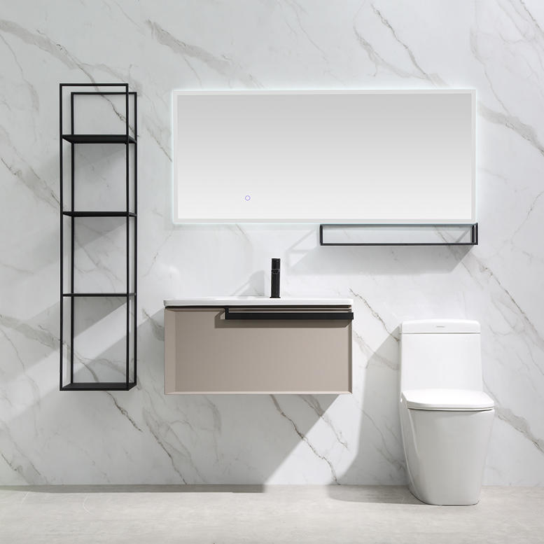 Free Combination Wall Mounted Bathroom Cabinet - Loca Series