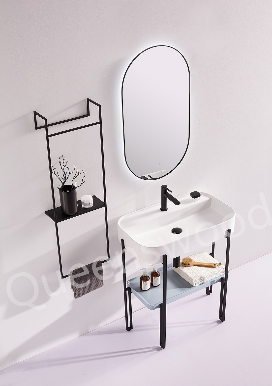Latest Free Standing Bathroom Cabinets With Drawers Bella Order Now For Public Toilets Queenswood