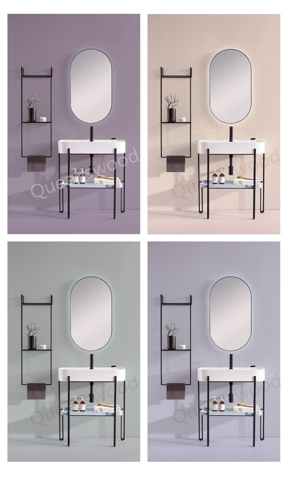 Picture of: Latest Free Standing Bathroom Cabinets With Drawers Bella Order Now For Public Toilets Queenswood