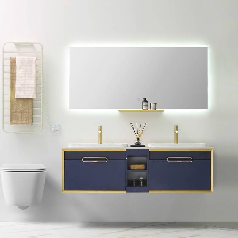 Free Combination Wall Mounted Bathroom Cabinet - Giotto Series
