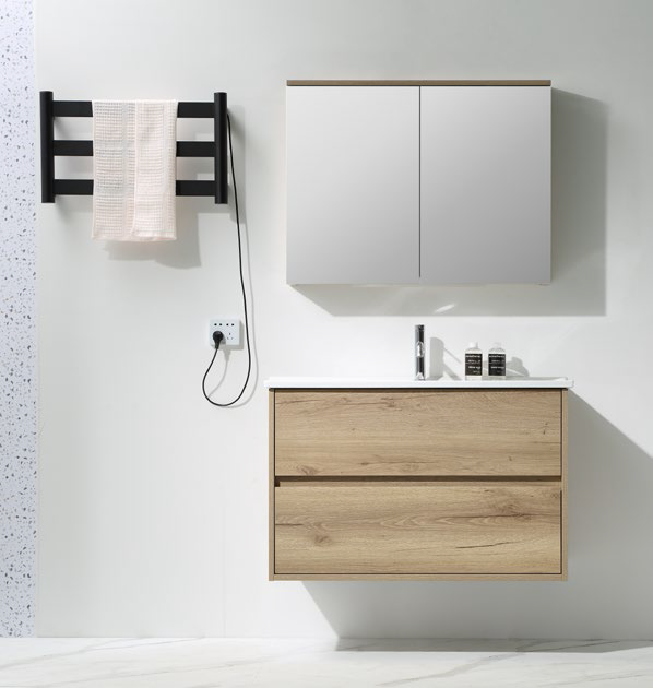 Free Combination Wall Mounted Bathroom Cabinet - Bano Series