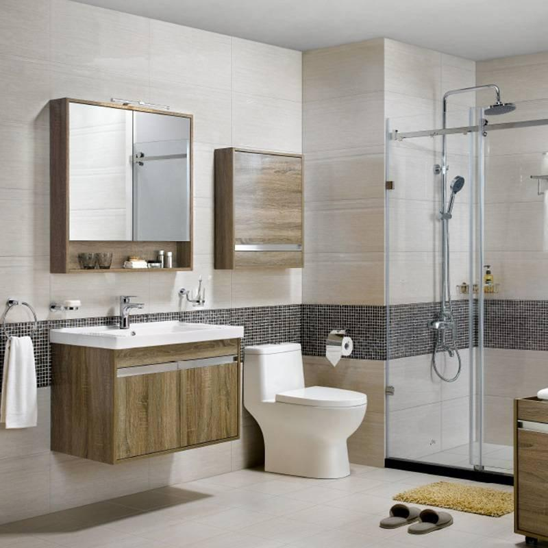 800mm Bathroom Cabinet With 2 Doors