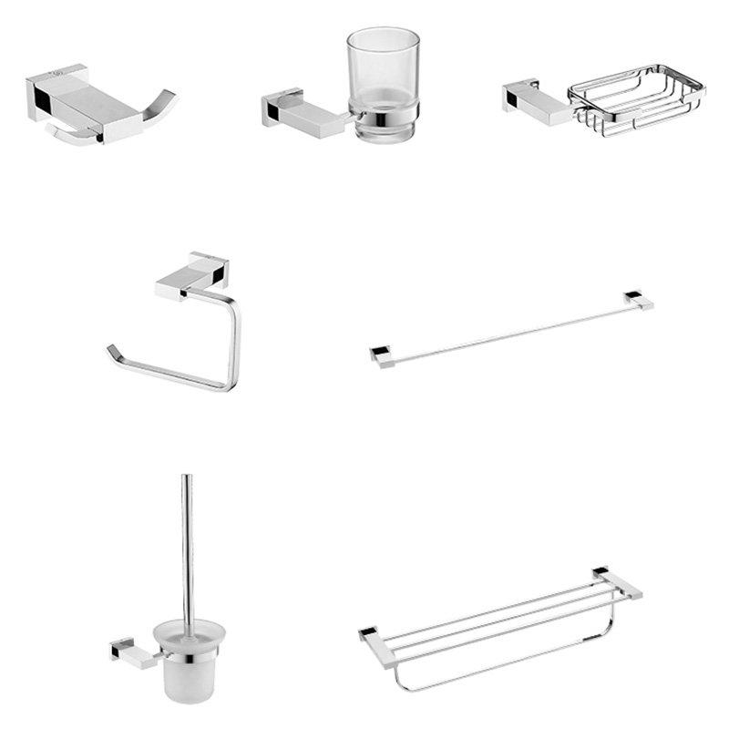 Brass Bathroom Hardware - H Series