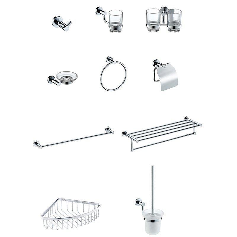 Brass Bathroom Hardware - M Series