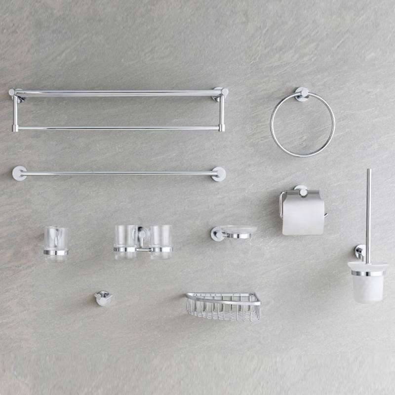 Brass Bathroom Hardware - M Series