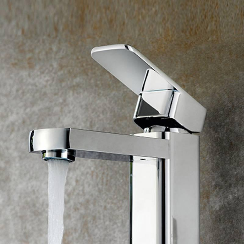 Brass Body Zinc Handle Faucet & Shower - M2 Series
