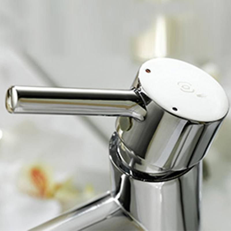 Brass Body Zinc Handle Faucet & Shower - L series