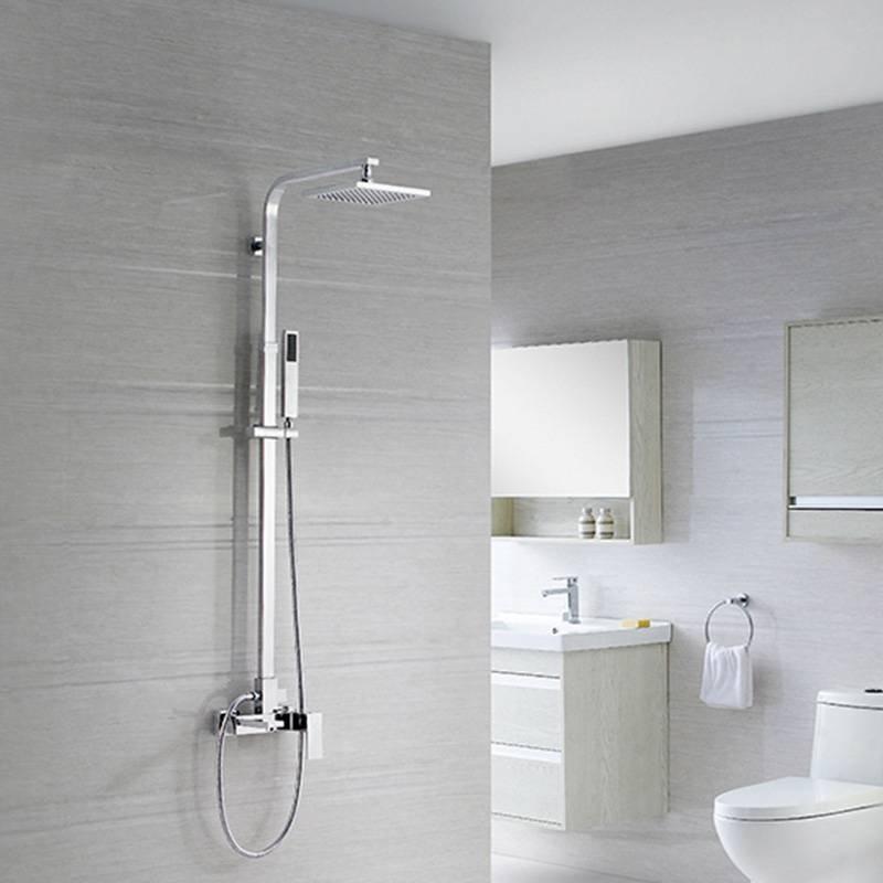 Brass Faucet & Shower - H Series