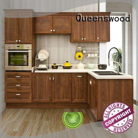 Melamine Surface Kitchen Cabinet