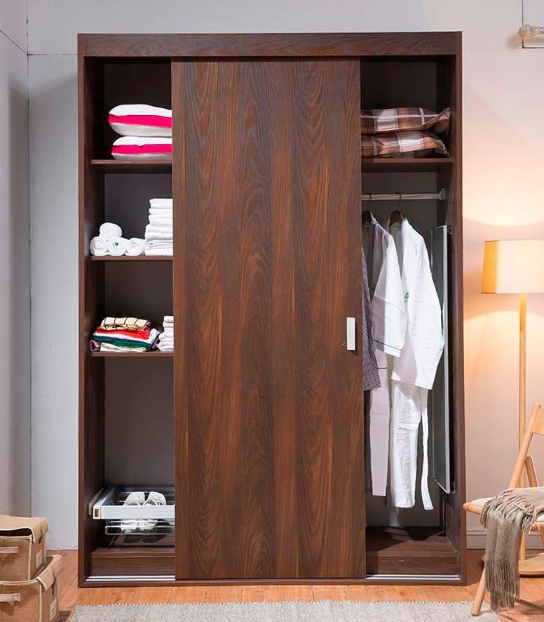 Modern Style Melamine Ply-Wood Material Wardrobe - Norway Forest Series