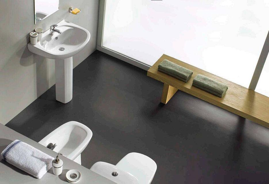 Ceramic Sanitary With Toilet, Bidet & Washbasin With Pedestal - Napoli Series