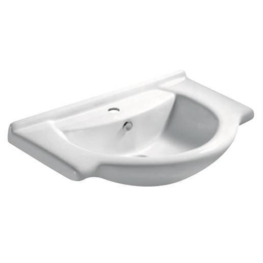 Ceramic Washbasin for Cabinet - Evergreen Series