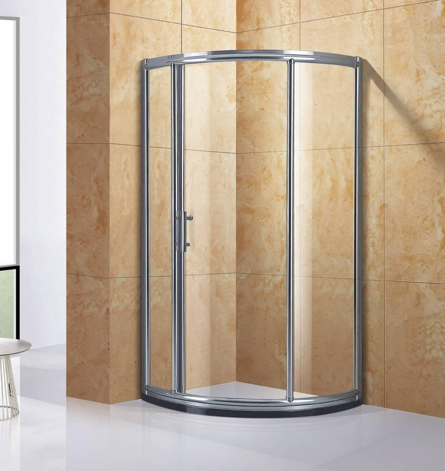 Aluminum Shower Enclosure - 4 Series