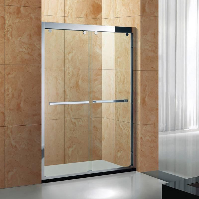 Stainless Steel Shower Enclosure - 33 Series
