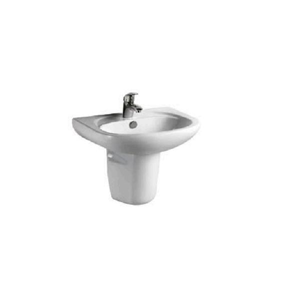 Pedestal Ceramic Washbasin - Napoli Series