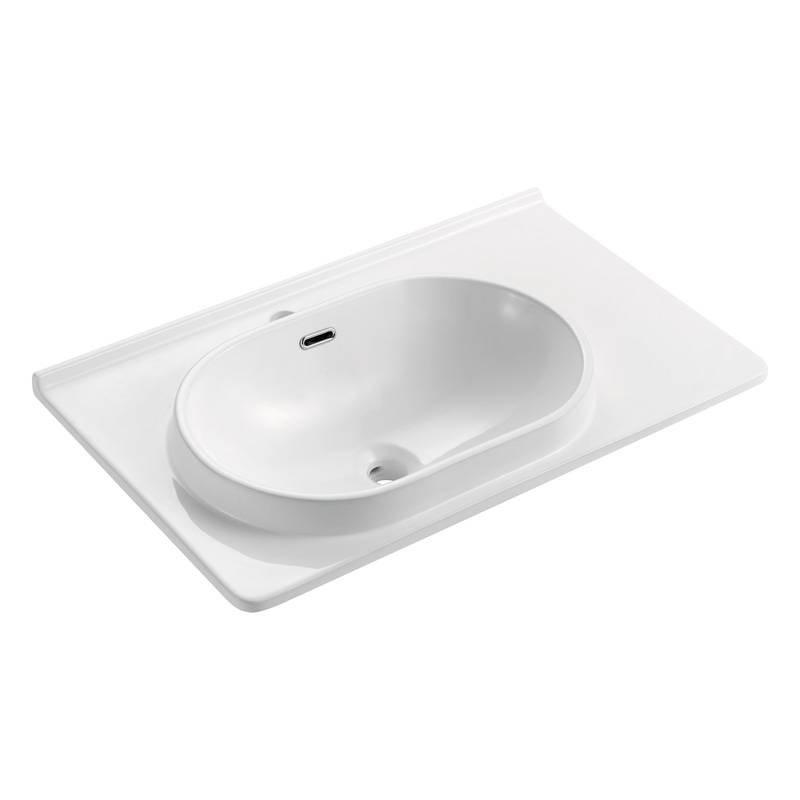 Ceramic Washbasin for Cabinet - Lotus Series