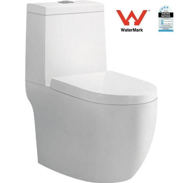 Water Mark Washdown Two-Piece Toilet