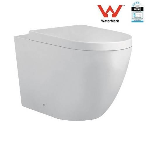 Water Mark Washdown One-Piece Toilet