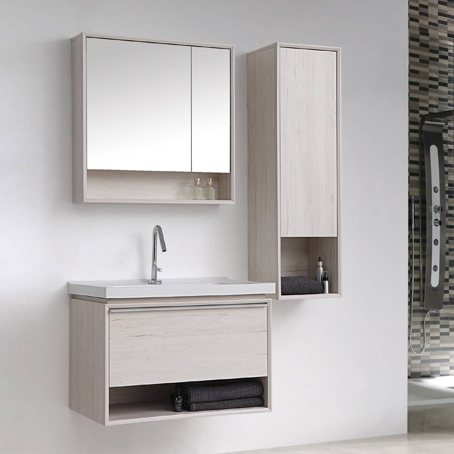 professional small white bathroom wall cabinet & over the