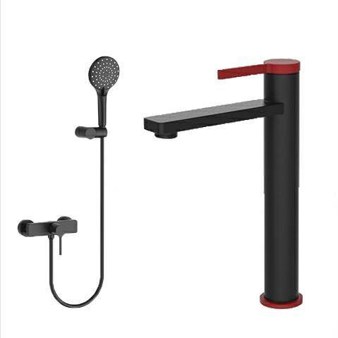 Bathroom Faucet And Shower - LOCA Series