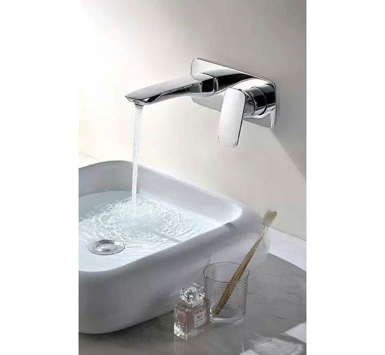 Chrome Plated Faucet & Shower - Eagle Series