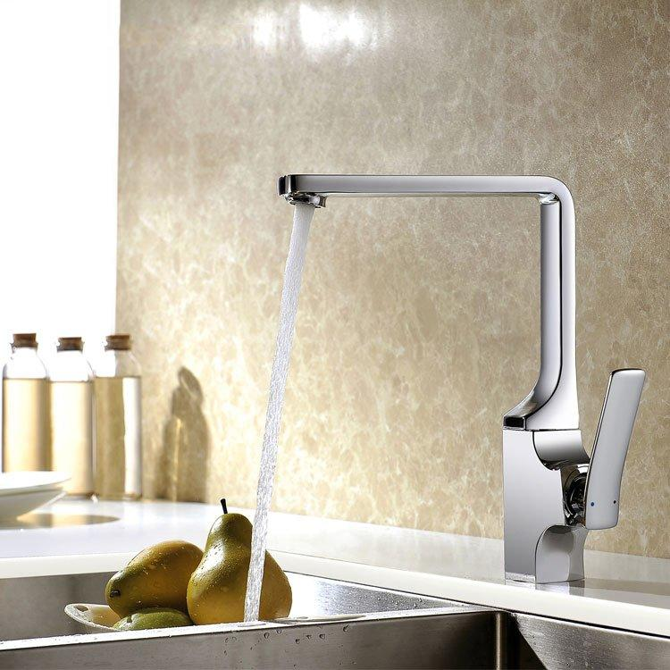 Chrome Plated Faucet & Shower - DYNASTIC Series