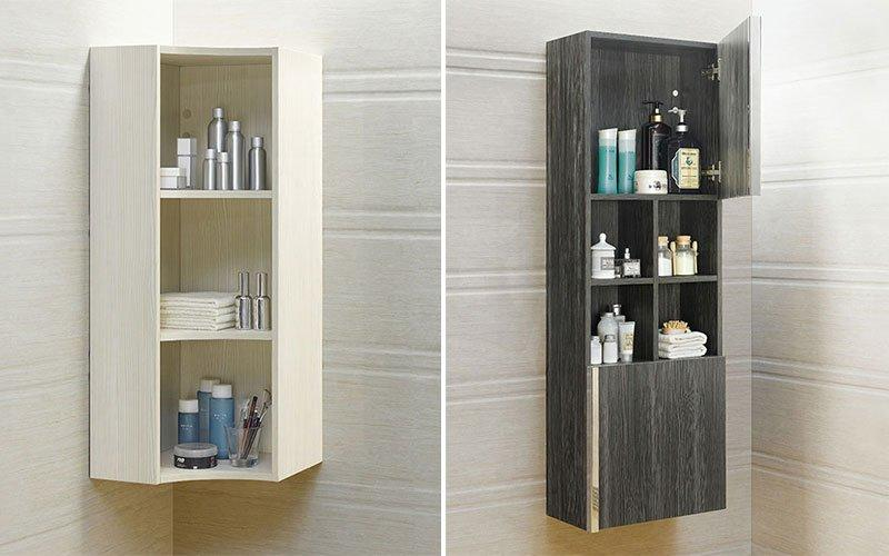 Find Ply Wood Free Standing Bathroom Cabinet With One Drawer Stainless