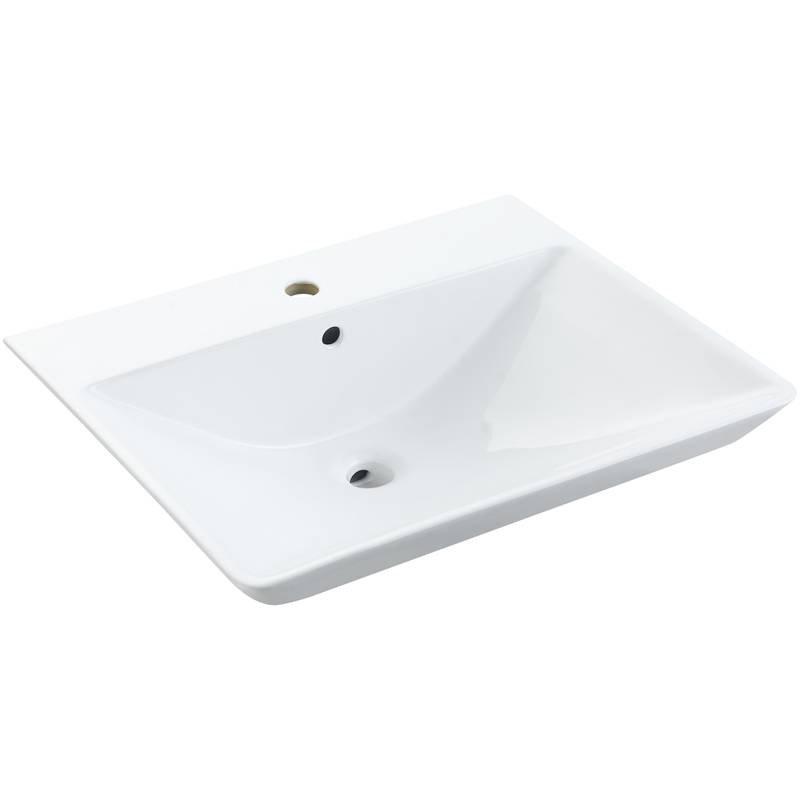 Ceramic Basin For Cabinet - BONITA Series