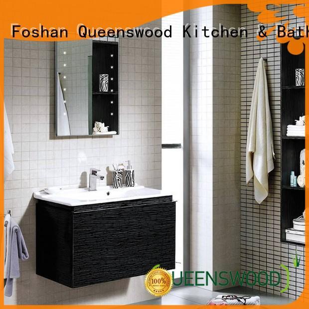 Reliable Black Bathroom Wall Cabinet